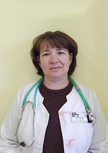 Скареднова Елена Юрьевна